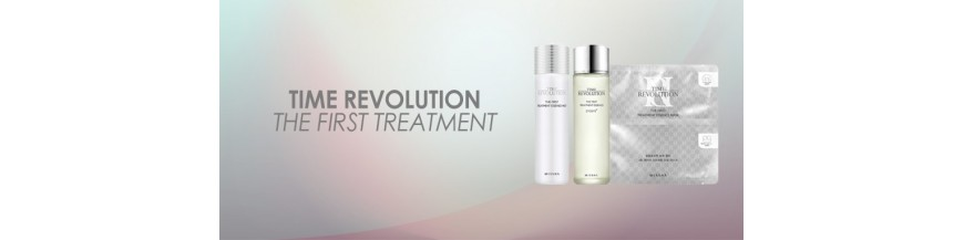 Time Revolution The First Treatment